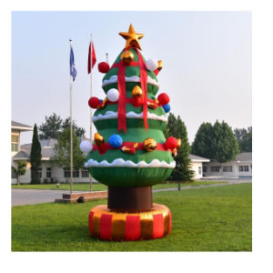 Christmas Decoration 2017 / Inflatable Christmas Advertising / Mini Christmas Tree pictures & photos