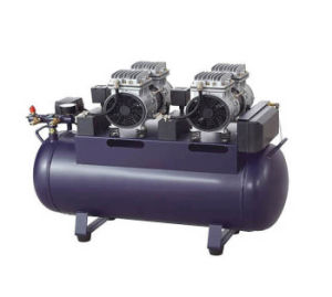 Mx-D4 Dental Air Compressor for Three Dental Unit Have Ce/ISO