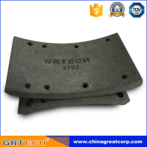 4702 Auto Truck Parts Drum Brake Lining pictures & photos