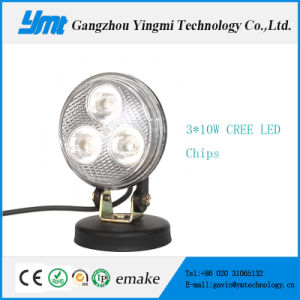 30W Auto LED Work Lamp Offroad LED Driving Light pictures & photos