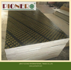 High Quality Cheap Price Poplar Core Film Faced Plywood pictures & photos