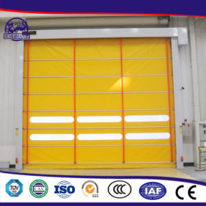 Industrial Automatic High Speed Winproof Door pictures & photos