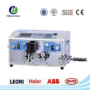 High Precision Automatic Wire Cutter and Cable Stripper / Twister Machine