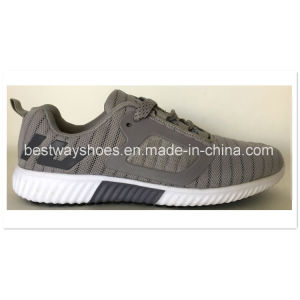 New Style Sports Shoes Men Sneaker with Mesh pictures & photos