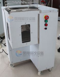 Industrial Automatic Fresh Meat Strips Pieces Shredding Slicing Cutting Machine pictures & photos