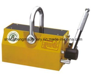 100kg-5000kg Manual Magnet Lifter/Permanent Magnetic Lifter pictures & photos