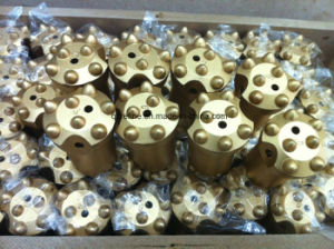 30-45mm 7/11/12 Degree Tapered 7-8 button Drill Bit pictures & photos