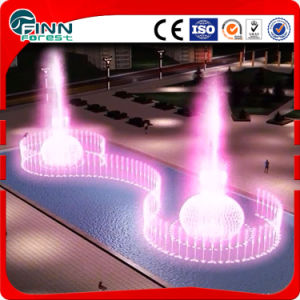 Outdoor Spectacle Music Running Water Fountain pictures & photos