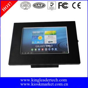 Metal Matt Black Table Tablet Stand for Samsung Tablets