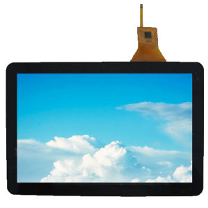 10.1 Inch TFT LCD Touch Screen with Capacitive Touch Panel pictures & photos
