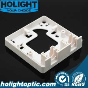Fiber Wall Outlet Fiber Optic Faceplate pictures & photos