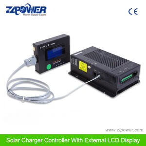 12V/24V/48V MPPT Solar Charger Controller pictures & photos