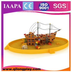 Ship Playground with a Big Ball Pool (QL-16-2) pictures & photos