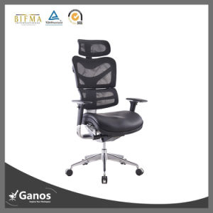 Comfortable Multi Function Ergonomic Adjustable Computer Leather Chair pictures & photos