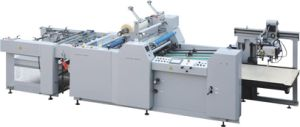 Auto Pneumatic Extrusion Laminating Machine (SAFM-800A) pictures & photos