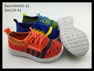 Latest Design Sport Shoes Running Shoes Comfort Shoes Leisure Shoes (HH410-18) pictures & photos