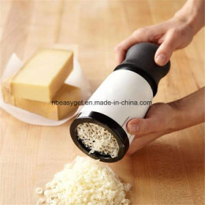 Cheese Grater Cheese Mill Handheld Grinder Mill Baking Tools Kitchen Gadget by Hand Cheese Slicer Cheese Cutter Cheese Tools Esg10161 pictures & photos