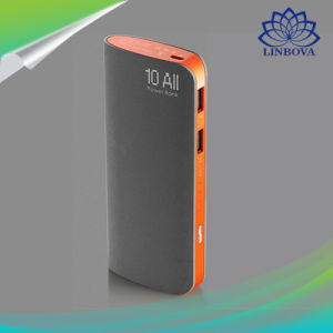 2 Output Fast Charging 10400mAh Power Bank for Smart Mobile Phone Tablets pictures & photos