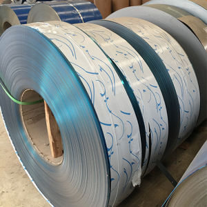 201/304 Slit Coil Stainless Steel Strip for Pipe Making pictures & photos