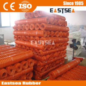 Orange/Black/Green/Blue Color Plastic Fence Wire Roll Mesh pictures & photos