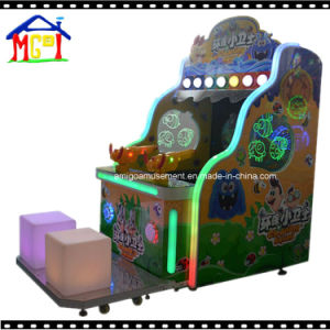 Redemption Game Machine Naughty Duck with Water Gun pictures & photos