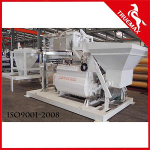 Mini Stationary Ready Mix Construction Concrete Batching Plant for 25m3/H pictures & photos