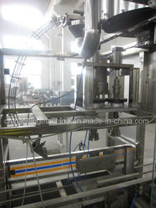 Automatic Oil Filling Machine with PLC Control pictures & photos