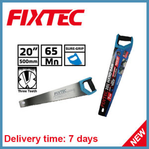 Fixtec Hand Tool 20 Inch Wood Cutting Hand Saw for Timber and Plastic Saw Machine pictures & photos