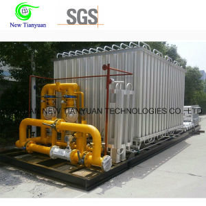 Pressure Regulating Skid-Mounted Device Gas Equipment Package