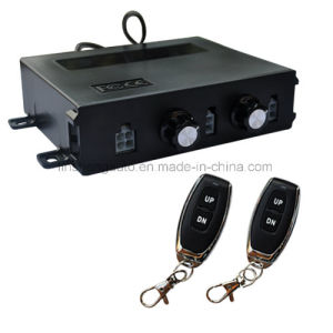 Speed Adjustable Remote Controlers for Two Motor Working in Parallel pictures & photos