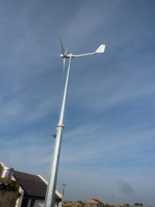 300W Wind Power System Wind Turbine Generator pictures & photos