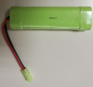 Ni-MH RC Hobby Battery for RC-Ni-MH 2/3A 1600mAh 9.6V pictures & photos