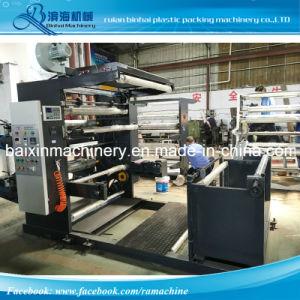 Non Woven Fabric Flexo Printing Machine pictures & photos