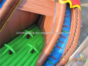 New Design Jurassic Dinosaur Inflatable Slide pictures & photos