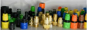 Expandable Garden Hose Brass Connectors pictures & photos