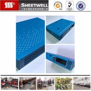 Top Set Aluminum Gift Sheet Metal Box pictures & photos