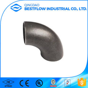 Carbon Steel Seamless Butt Welded Pipe Fitting pictures & photos