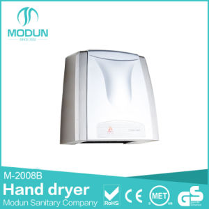 Wall Mounted Hot Sale High Quality Eco-Friendly ABS Plastic Automatic Jet Hand Dryer for Bathroom pictures & photos