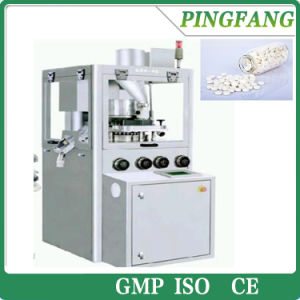 Rotary Tablet Press Machine Model: Zpt15D/17b/20bb/25BBS pictures & photos