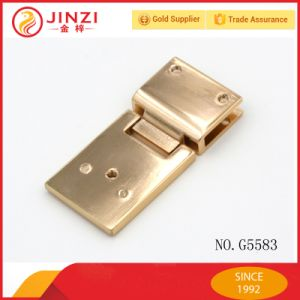 Customed Decorative Accessories Metal Tail Clamp for Handbags pictures & photos
