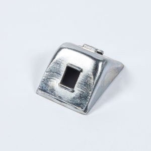 T Joint Angle Inner Connector Die-Cast Part Aluminum with Fastener (40-40) pictures & photos