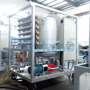 Insulation Oil Purifier Machine (improve oil breakdown voltage up to 75KV) pictures & photos