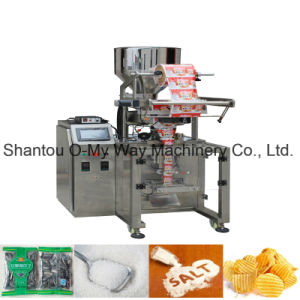 High Speed Vertical Machine for Packing Salt pictures & photos