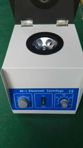 80-1 New Cheap Lab Centrifuge 6*20ml pictures & photos