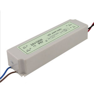 Plastic LED Driver IP67 24V60W pictures & photos