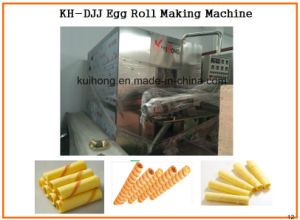 Kh Ddj Chocolate Wafer Stick Machine pictures & photos