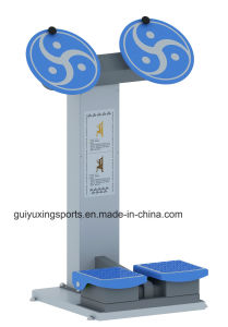 2017 Newest Outdoor Fitness Equipment-Back Massager pictures & photos