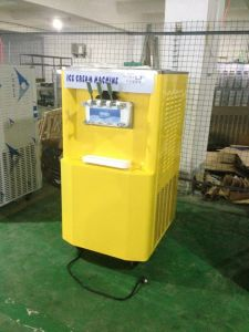Commercial Soft Ice Cream Machine for Restaurant, Coffee Shop, Ice Cream Shop pictures & photos