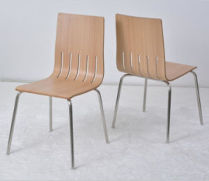 High Quality Cheap Price Bentwood Restaurant Chair for Fast Food Restaurant Foh-Ncp4 pictures & photos