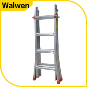 Made in China Industrial Daily Use 5 Steps Little Giant Ladder Multipurpose Ladder pictures & photos